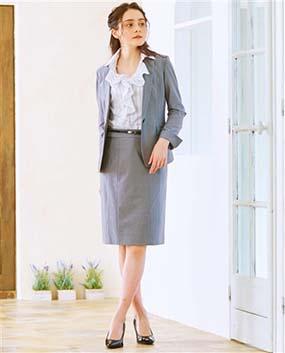 ハイゲージストレッチタイトスカート