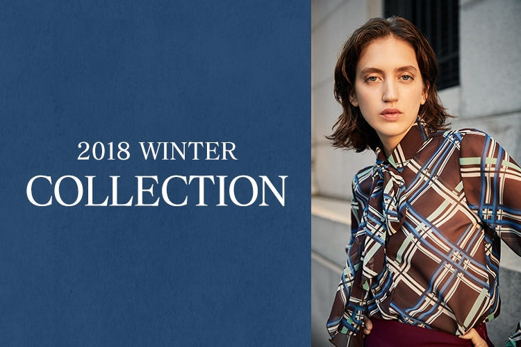2018SAUTUMN&WINTER COLLECTION