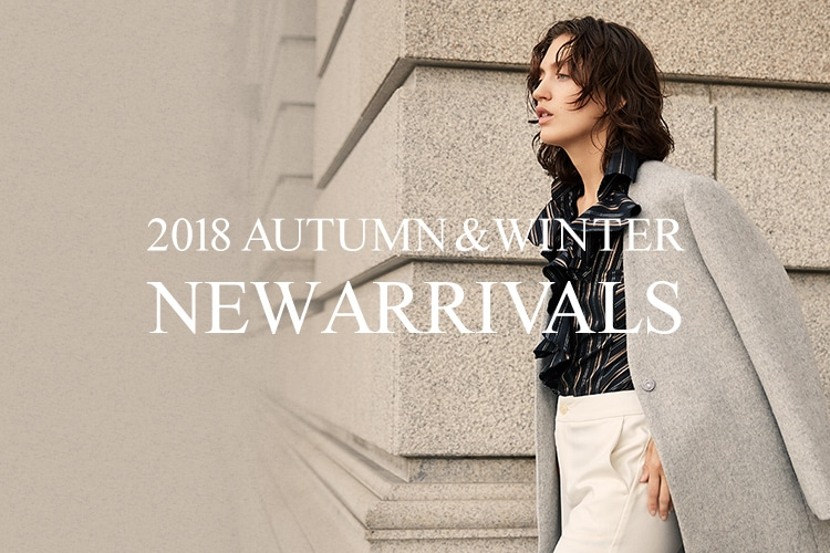 2018AUTUMN&WINTER NEWARRIVALS