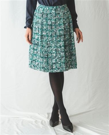 フクレジャカードスカート