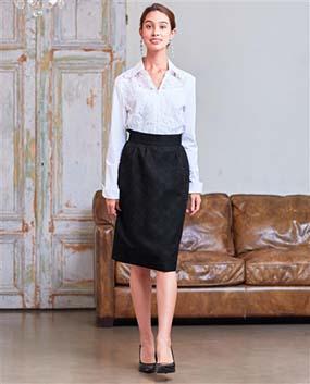 オケージョンタックタイトスカート